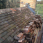 Peg tiled roof: Image 13 of 29