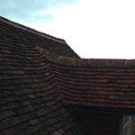 Peg tiled roof: Image 23 of 29