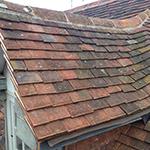 Peg tiled roof: Image 27 of 29