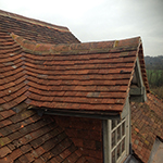 Peg tiled roof: Image 28 of 29
