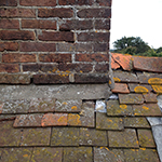 Peg tiled roof: Image 5 of 29