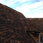 Peg tiled roof: Image 7 of 29